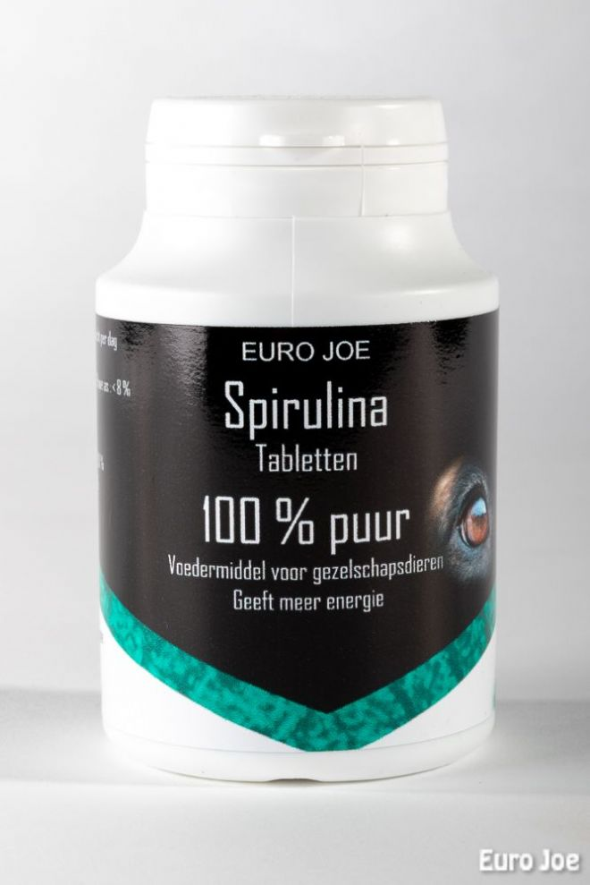 Euro Joe - Spirulina - Health and Muscle Builder